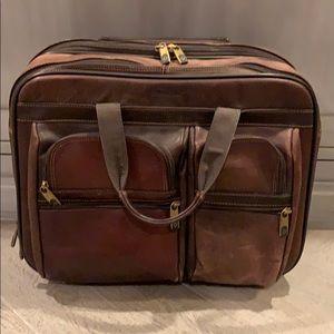 Samsonite roller laptop bag